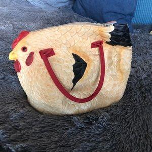 Handbags - Unique chicken purse